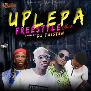 Dj Twisten - Up Nepa Mix