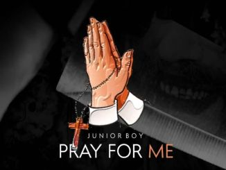Junior Boy Pray For Me