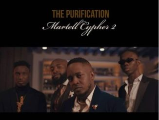 "M.I Abaga x Blaqbonez x A-Q x Loose Kaynon – ""Martell Cypher 2"" (The Purification)"