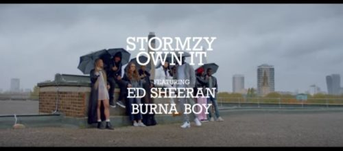 Stormzy – Own It ft. ED Sheeran & Burna Boy