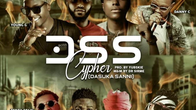 Don – DSS Cypher Ft. Elevasean, Lordwin, Ajex, Danny Cee, Teddy Stain, B.R & Young Gee