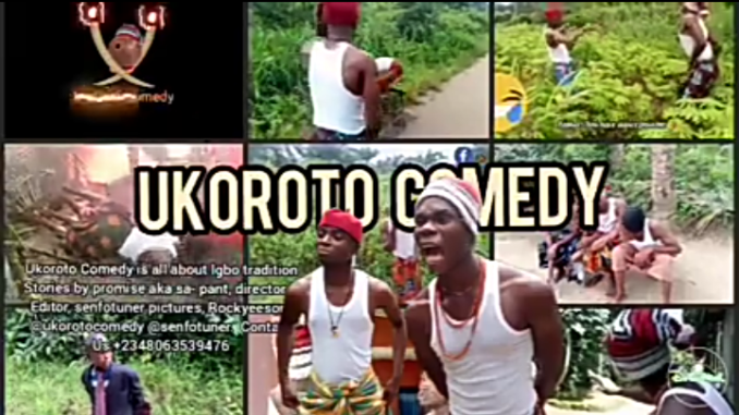 The Latest & Funniest Comedy Group Is Here (Ukoroto Comedy)