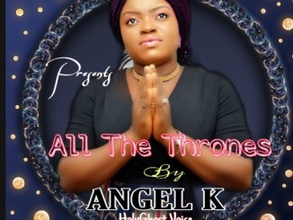 Angel K - All The Thrones