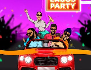 Admiral C4C Ft. Beenie Man, Nyanda & Timaya – Lagos Party