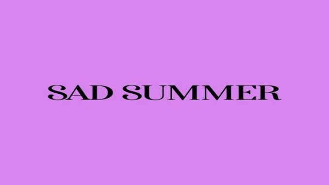 The Big Hash – Sad Summer Ft. Malachi