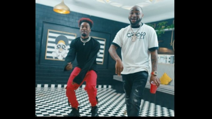 VIDEO: Davido ft. Peruzzi, Dremo & The Flowolf – Mafa Mafa
