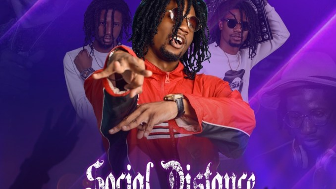 DJ MIX: DJ Kraizee - Social Distance House Party 2 (AfroEDM)