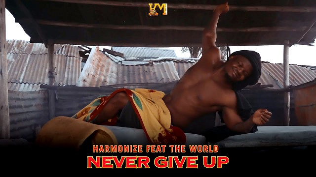 VIDEO: Harmonize – Never Give Up (English Version)