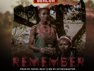 Behloh – Remember