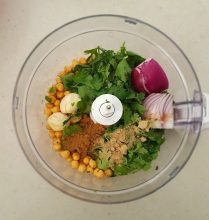 falafel-ingredients