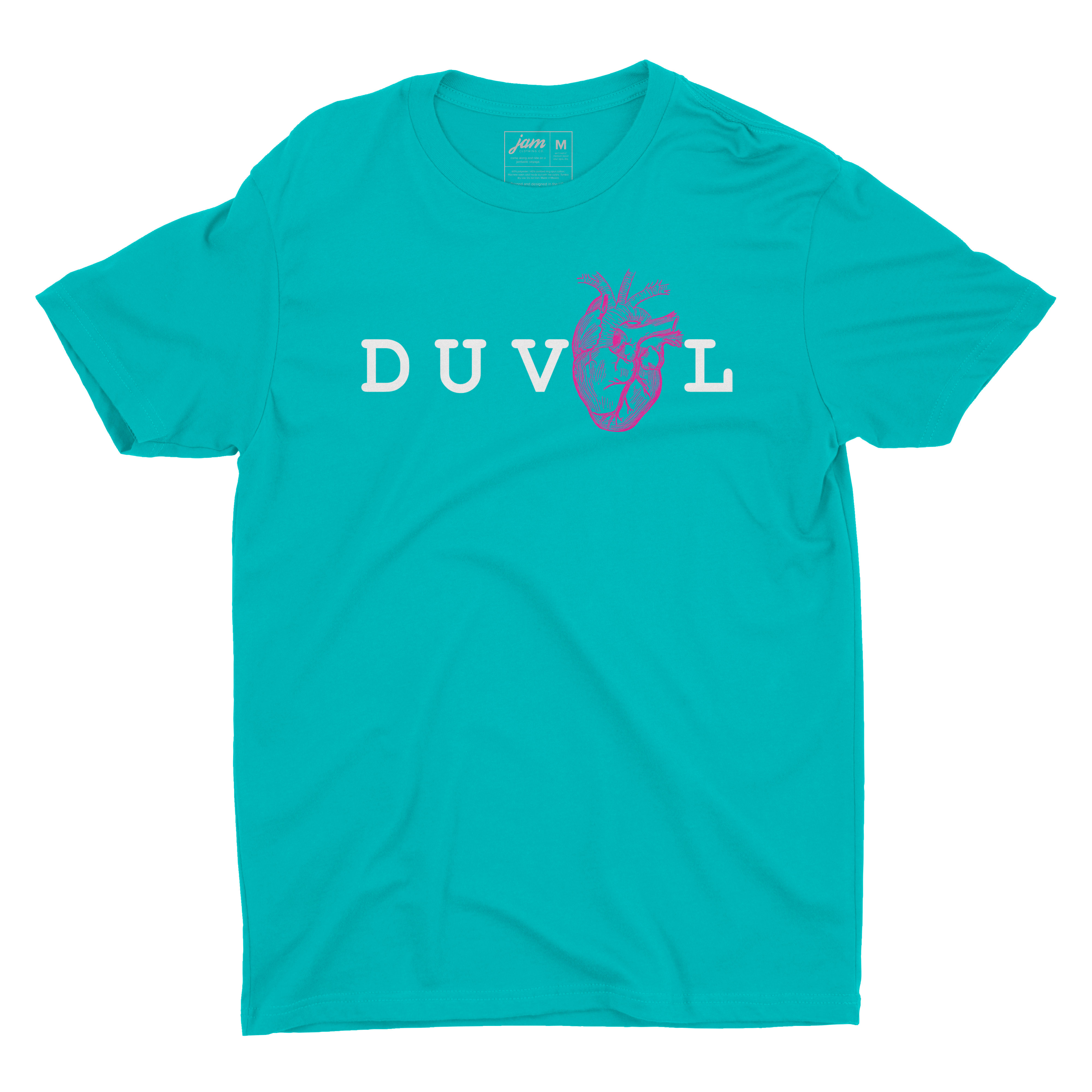 huge discount 10037 4d15a My Heart Is In DUVAL - Unisex T-Shirt