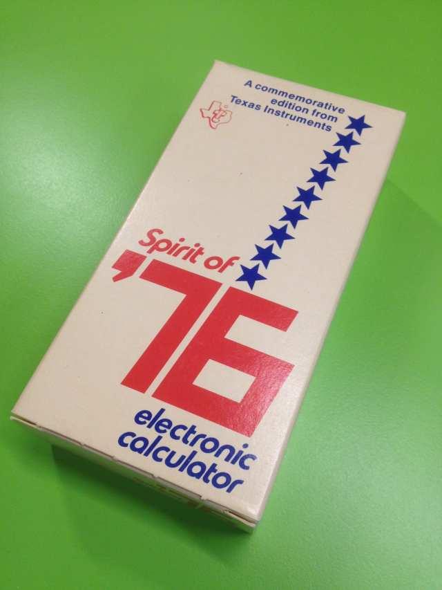 Spirit of 76 - (2)