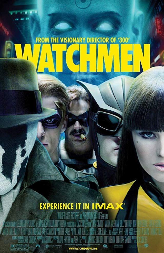 Watchmen (2)