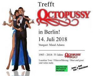 35 Jahre Octopussy @ Berlin | Berlin | Deutschland