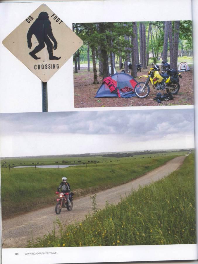 Roadrunner Magazine - OAT Story Page 7
