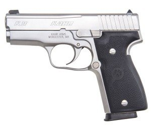 My very first concealed carry gun was a KAHR Arms K9. Polymer pistols were not yet popular and the K9 was affordable. I never liked the trigger pull or weight and didn't carry the gun that often.