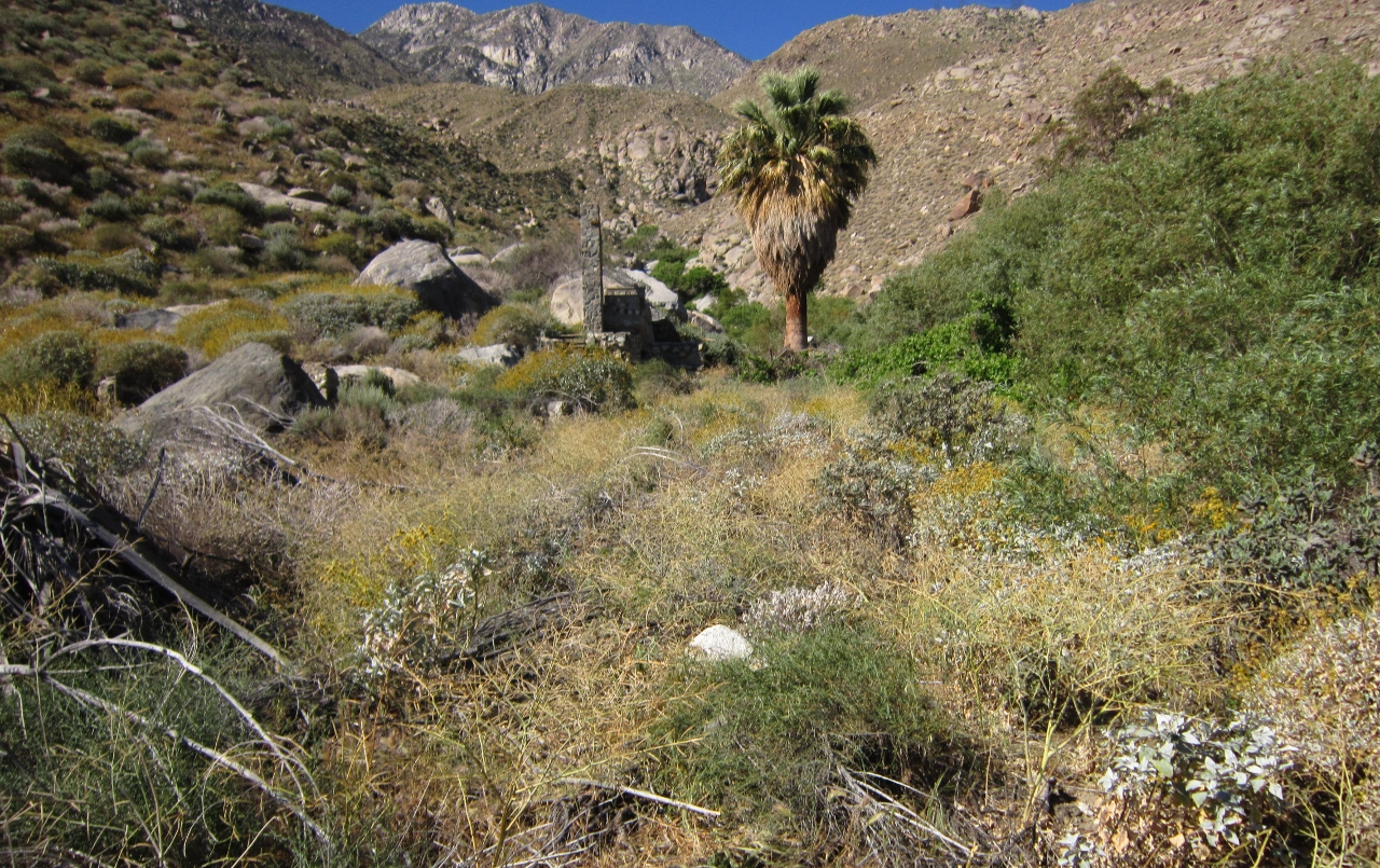 Lamb's Creek Oasis de los Osos orginal homestead