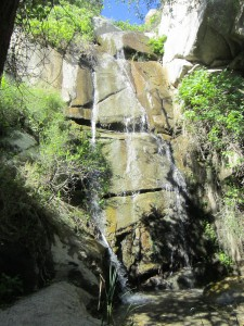 Waterfall on Lamb's Creek, Oasis de los Osos