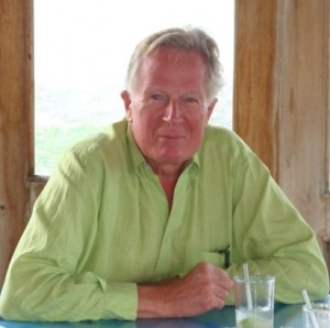 Jeremiah Tower, whose study of Escoffier is food for the mind and senses. (Photo courtesy of Jeremiah Tower)