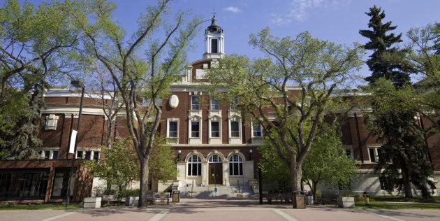 University of Alberta, Edmonton Black