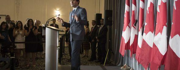 Trudeau James Alexander Michie