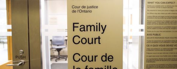 Family Court James Alexander Michie