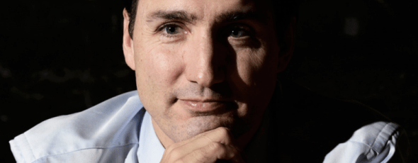 Justin Trudeau James Alexander Michie