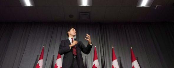 Prime Minister Justin Trudeau James Alexander Michie