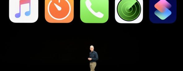 Tim Cook James Alexander Michie