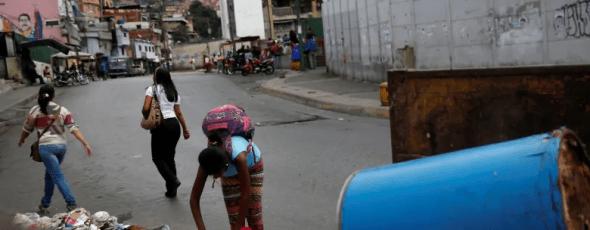 Venezuela Crisis James Alexander Michie