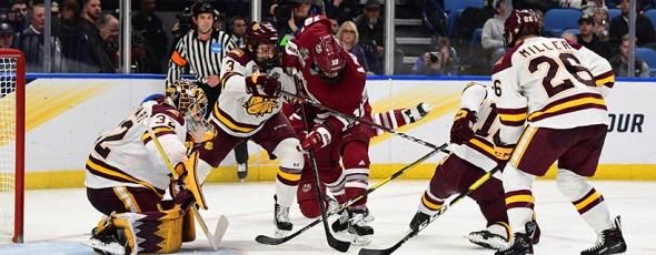 MND Defense College Hockey James Alexander Michie