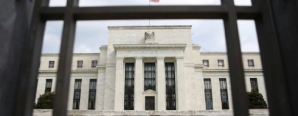 The Federal Reserve building in Washington Post James Alexander Michie
