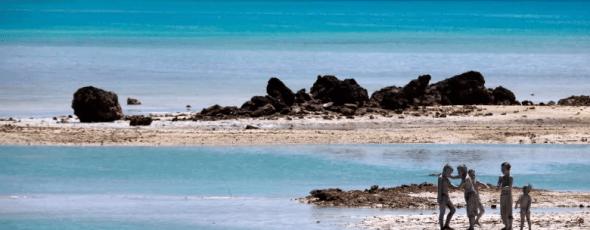 village of Ambo, on South Tarawa CBC News | James Alexander Michie