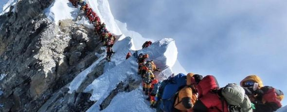Everest National Post | James Alexander Michie
