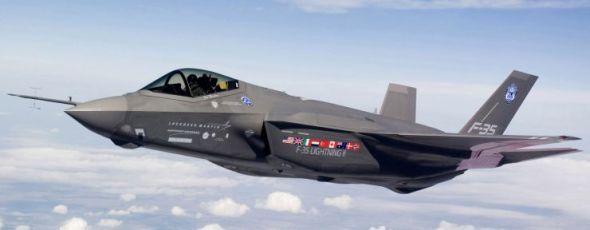 Lockheed Martin F-35 CNBC News | James Alexander Michie