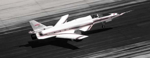 Grumman X-29: The impossible fighter jet with inverted wings CNN | James Alexander Michie
