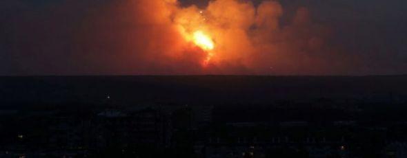 Russia blast depot e National Post | James Alexander Michie
