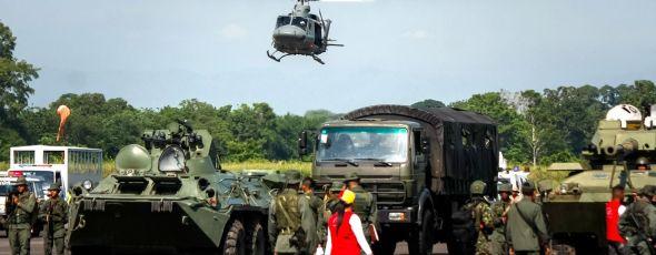 Venezuelan armed forces take part in military exercises The Washington Post   James Alexander Michie
