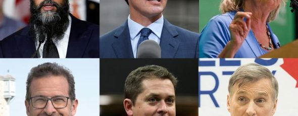 Party Leaders National Post | James Alexander Michie