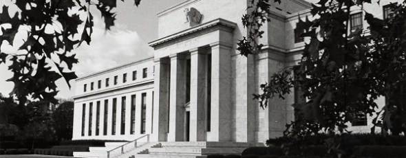 US Federal Reserve Exxcles Building 1937 SchiffGold | James Alexander Michie