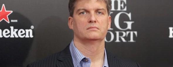 Michael Burry CNBC | James Alexander Michie
