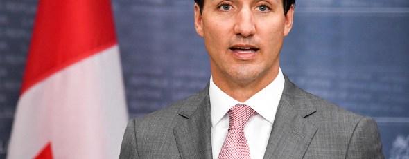 Prime Minister Justin Trudeau Toronto Sun | James Alexander Michie
