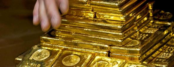 Gold Financial Crisis Forbes | James Alexander Michie
