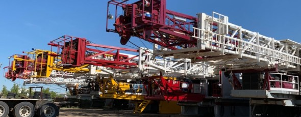 Drilling Rigs Pipeline News | James Alexander Michie