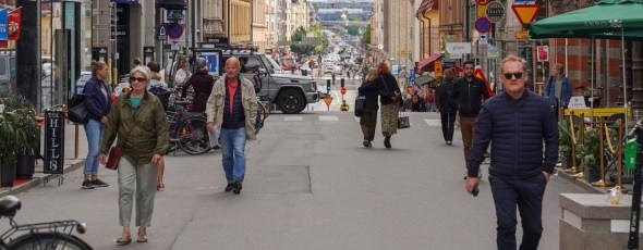 Sweden lockdowns Washington Examiner | James Alexander Michie