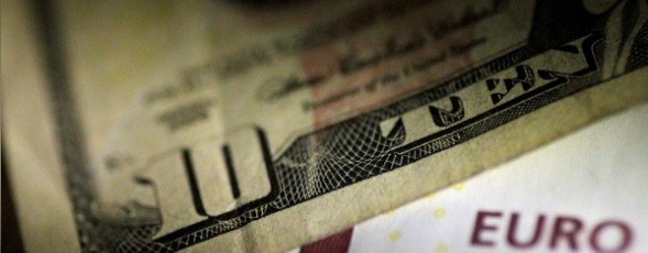 U.S. Dollar and Euro Reuters | James Alexander Michie