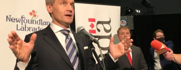 Federal Natural Resources Minister Seamus O'Regan CBC News | James Alexander Michie