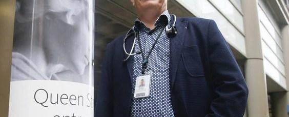 Dr. Robert Sargeant Toronto Sun | James Alexander Michie