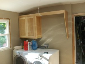 Laundry Home Remodeling | James Allen Builders | Southeast Wisconsin