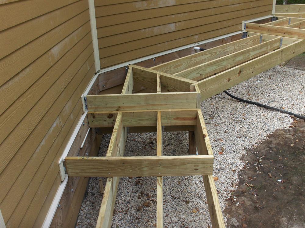 Deck Building | James Allen Builders | Custom Builders